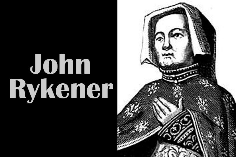 """John Rykener (""""transvestite prostitute"""")"""