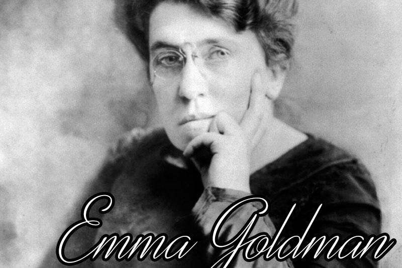 Emma Goldman (LGBT rights activist from the United States)